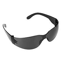 12Pcs Безопасность Очки мотоцикл Защитные очки для езды на велосипеде Дым Объектив Безрамный - 1TopShop, фото 2