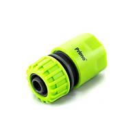 Коннектор Presto-PS для шланга 1/2-5/8 дюйма без аквастопа (5809G)