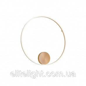 Бра REDO 01-1707 ORBIT Bronze + DIRECT LIGHT