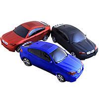 Портативная колонка авто BMW-X6-045 + ПОДАРОК D1021