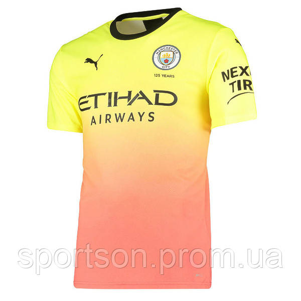 Манчестер сити цвет формы