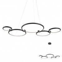 Подвесной светильник REDO 01-1860 RADIUS Black + Dimmable