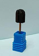 Резиновая основа для педикюрного наждачного колпачка 10мм