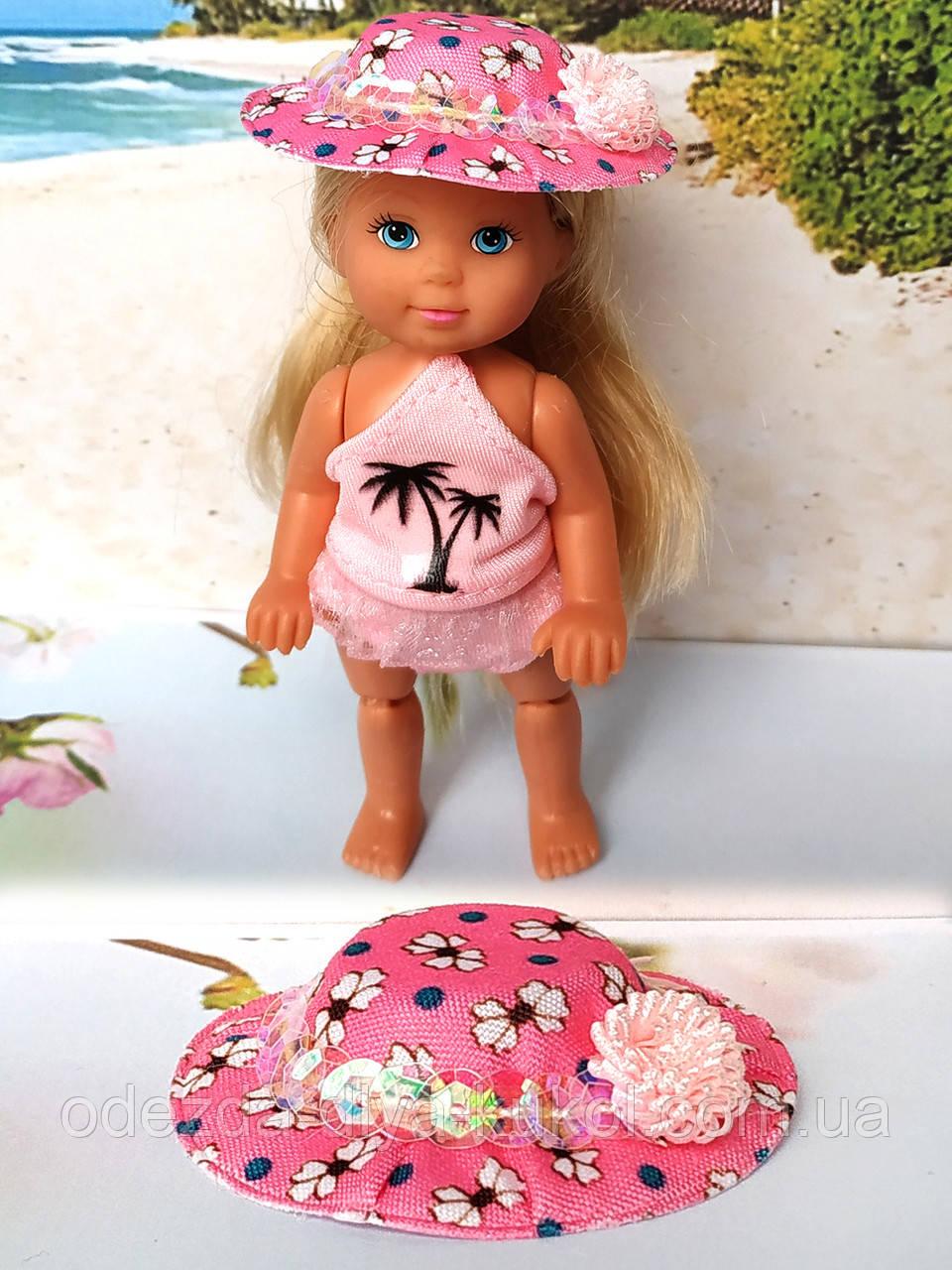 Панама для кукол Еви