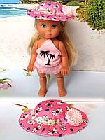 Панама для кукол Еви, фото 1