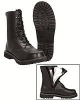 Ботинки зимние Miltec на искуственном меху, на молнии (black, черные) – 12814000