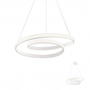 Подвесной светильник REDO 01-1793 TORSION White + Dimmable