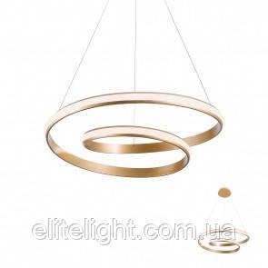Подвесной светильник REDO 01-1794 TORSION Bronze + Dimmable