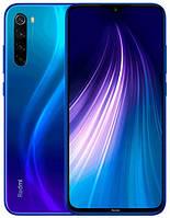 "Смартфон Xiaomi Redmi Note 8  4/128 6.39"" Neptune blue Snapdranon 665, 48Mpx, 4000мач ЕВРОПА"