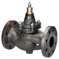 Сідельний регулювальний 2-х ходовий клапан VFS2 DN80 фланц.(застосовується з ел.пр. AMV323/423/523, AMV85/86)