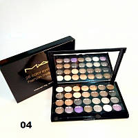 Тени MAC Fashion Make Up Kit 28 цветов