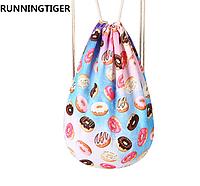 Рюкзак-мешок Пончики