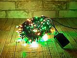 Новогодняя гирлянда светодиодная разноцветная LED 500, фото 7