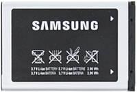 Аккумулятор для Samsung B130, C120, D520, E210, E1070, S3030, i310, M150, X200 оригинальный, батарея AB463446B