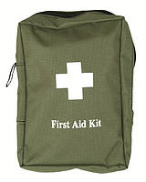 Набор первой помощи (аптечка) универсальный (Olive) 16027001