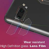 Bakeey ™ 2PCS Против царапин HD Прозрачное закаленное стекло Телефон Объектив Протектор для телефона ASUS ROG 2-1TopShop