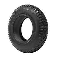 Покрышка (шина, резина) 3.50-4 с камерой для тачки, фото 2