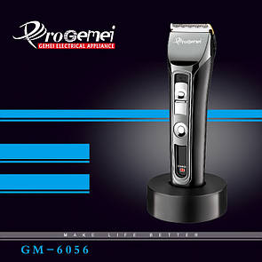 Машинка для стрижки Gemei GM 6056