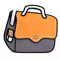 Детский 2д рюкзак  Код 10-0966