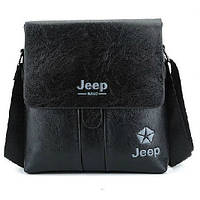 Мужская сумка Jeep Buluo черная