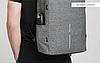 Рюкзак XD Design Bobby Urban непрорезаемый с системой анти-вор (P705.642), фото 3