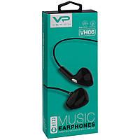 Навушники Veron VH-06 Чорні