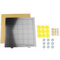 Платформа с подогревом 300 * 300 мм Горячая кровать Сталь Пластина с круглой наклейкой Магнит + Магнитic + лист PEI для 3D-принтера - 1TopShop