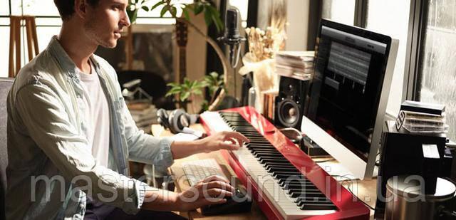 "Цифровое пианино Casio PX-S1000 RD: продажа, цена в Харькове. пианино,  рояли от ""Интернет-магазин ""Master sound"""" - 1197088999"