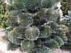 Искуственная сосна Tree Joy 1.2 метра «Заснеженная» с удобной сборкой и подставкой, фото 2