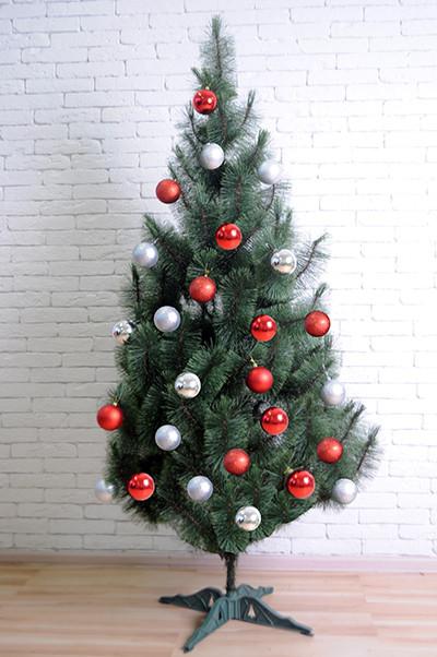 Искуственная сосна Tree Joy 1.2 метра «Распушенная» с удобной сборкой и подставкой