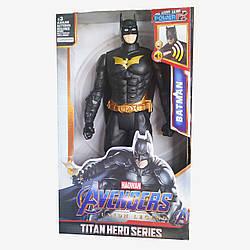 Фигурка супергероя Бэтмен / Бетмен / Batman DC Марвел Marvel Мстители (звук + свет. эффекты) scs