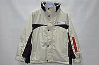 Куртка бежевая 6-7 лет (М)