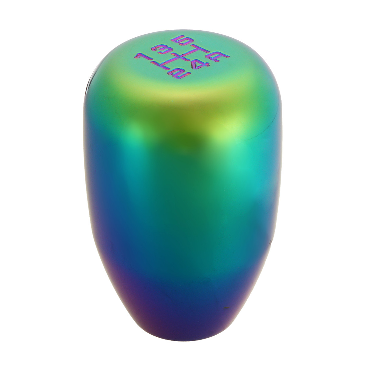Универсальный Colorful 5 Speed Авто Ручной механизм Палка Shift Ручка рычага переключения передач - 1TopShop