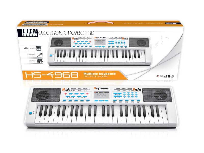 Детский Синтезатор HS4968B