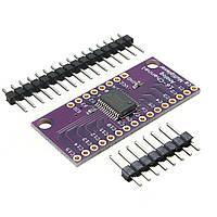 20 шт. CD74HC4067 АЦП КМОП 16-канальный Аналоговый Цифровой Модуль Мультиплексора Плата Датчик Контроллер Для Arduino-1TopShop