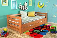 Кровать детская Arbor Drev Немо бук 90х200, Ольха