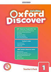 Oxford Discover 1 Teacher's Pack