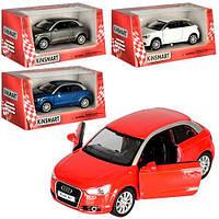 "Машинка Kinsmart KT 5350 W ""2010 Audi A1"", 11,5 см (Y)"
