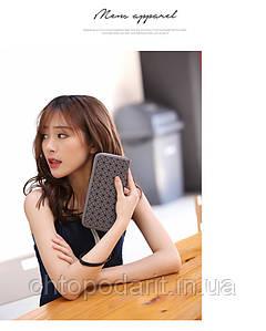 Женский кошелёк Bao Bao от японского дизайнераISSUE MIYAKE