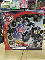 Набор бакуган бакуганы  7 в 1 bakugan Maxus Dragonoid Драгоноид