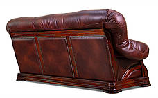"""Новий диван в шкірі """"Senator"""" (Сенатор), фото 3"""