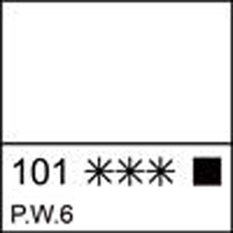 Фарба темперна МАЙСТЕР-КЛАС білила титанові 46мл Невська Палітра код: 351795 арт.заводи: 1604101