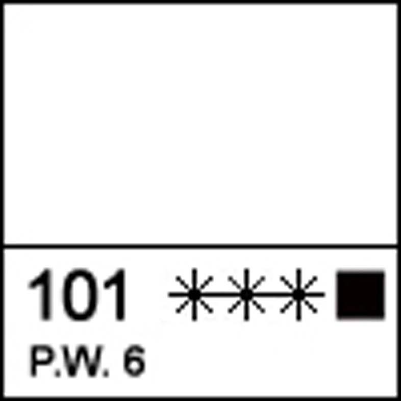 Краска акриловая СОНЕТ белила титановы, 75мл ЗХК код: 351859, арт.завода: 28109101