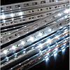 Гирлянда Тающие сосульки, 8шт, 12 led, белая, прозрачный провод, 20 см., фото 5