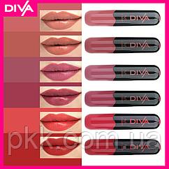 Помада для губ DIVA Cosmetics Full Color № 02 Coral