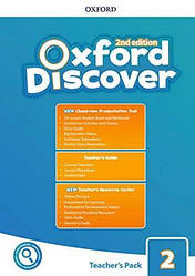 Oxford Discover 2 Teacher's Pack