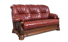 """Класичний шкіряний диван - """"Віконт 5030"""", фото 2"""