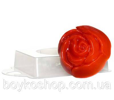 "Форма для мыла ""роза"""