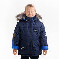 Зимняя Куртка-парка Винтер  для мальчика 2-7 лет, фото 1