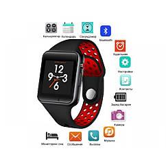 Умные часы Smart Watch M3 Red качество 2019г